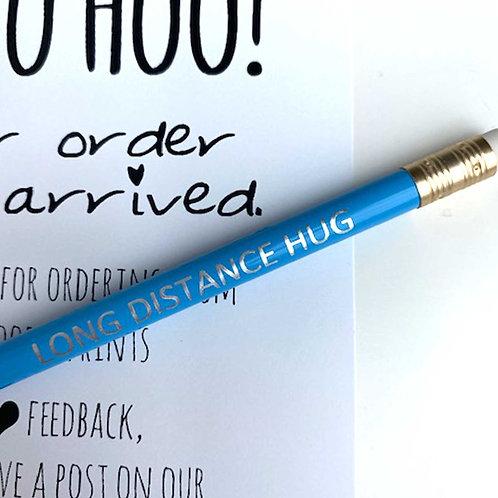 Long Distance Hug Pencil
