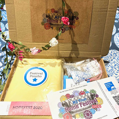 MS Trust's Home Festival Box