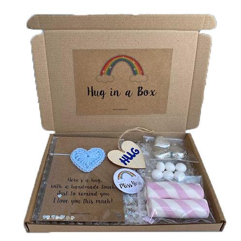 Hug in a Box Gift Set