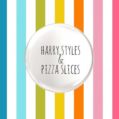 Harry Styles & Pizza Slices
