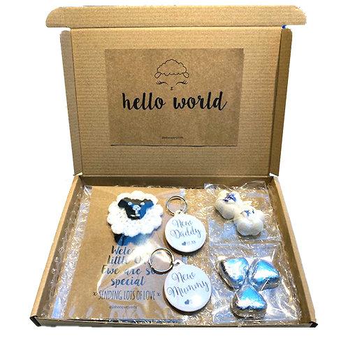 New Baby Box Gift Set