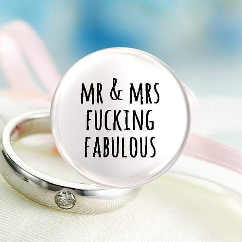 Mr & Mrs Fucking Fabulous