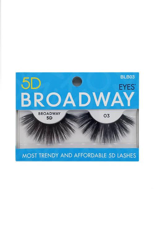 Broadway Lashes 5D BLB03