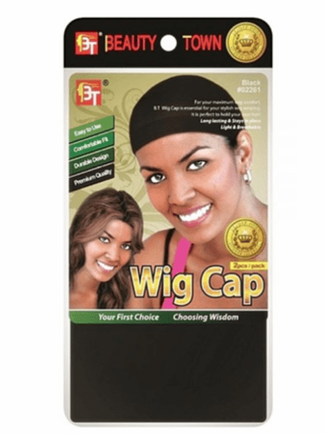 Beauty Town Wig Cap Dark Brown