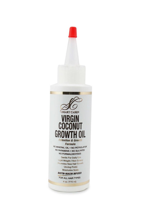 Virgin Coconut Growth Oil 4 Fl. Oz