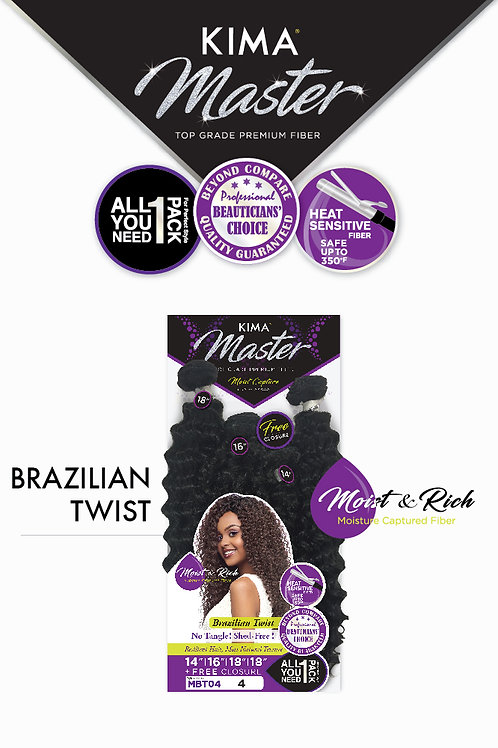 MBT-BRAZILIAN TWIST