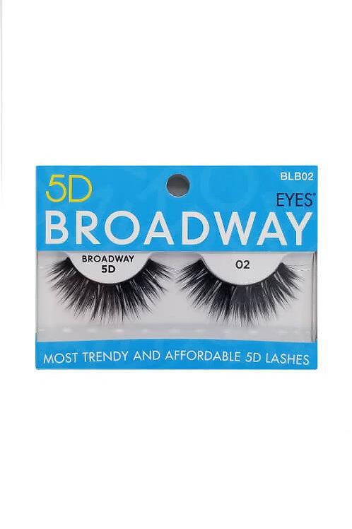 Broadway Eyelashes 5D