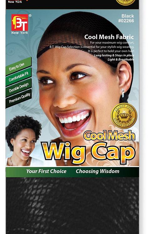 Beauty Town Cool Mesh Wig Cap Beige 02285