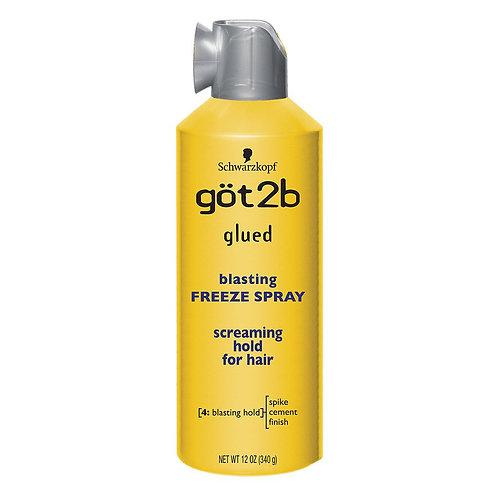 Got 2B glued Freeze Spray