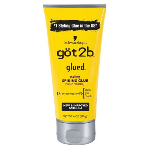GOT2B GLUED SPIKING STYLING GEL 6 OZ