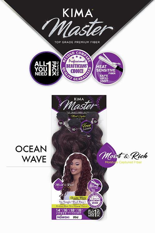 MOW-OCEAN WAVE