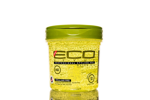 ECO STYLER OLIVE OIL GEL 8 FL OZ