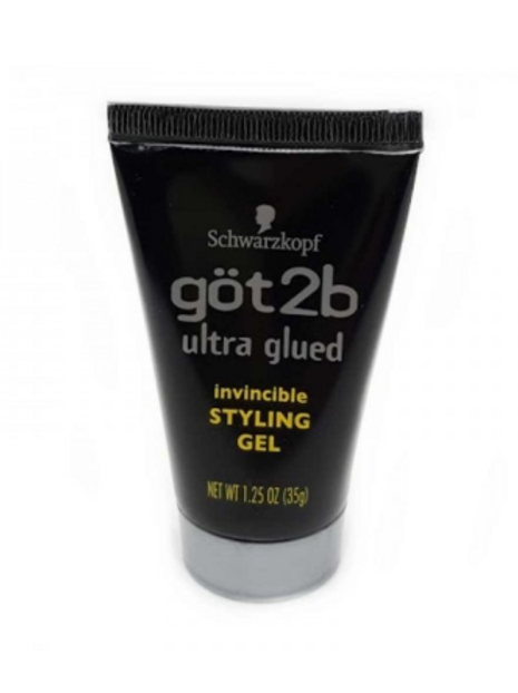 GOT 2B INVINCIBLE STYLING GEL 1.25 0Z