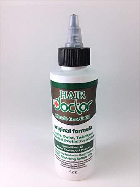 Hair Doctor Miracle Growth Oil 4 Fl. Oz