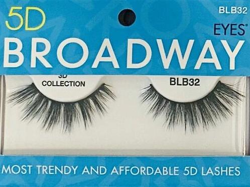 Broadway Lashes 5D BLB32