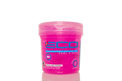 ECO STYLE CURL AND WAVE GEL 8 FL OZ