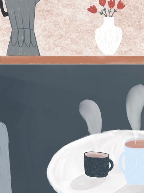 Des petites tasses