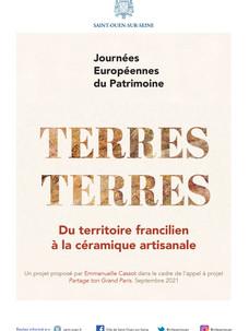 Restitution du projet Terres-Terres le 18 Septembre de 15h à 18h à Saint Ouen.