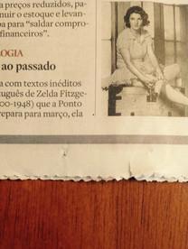 Zelda Fitzgerald no Estadão