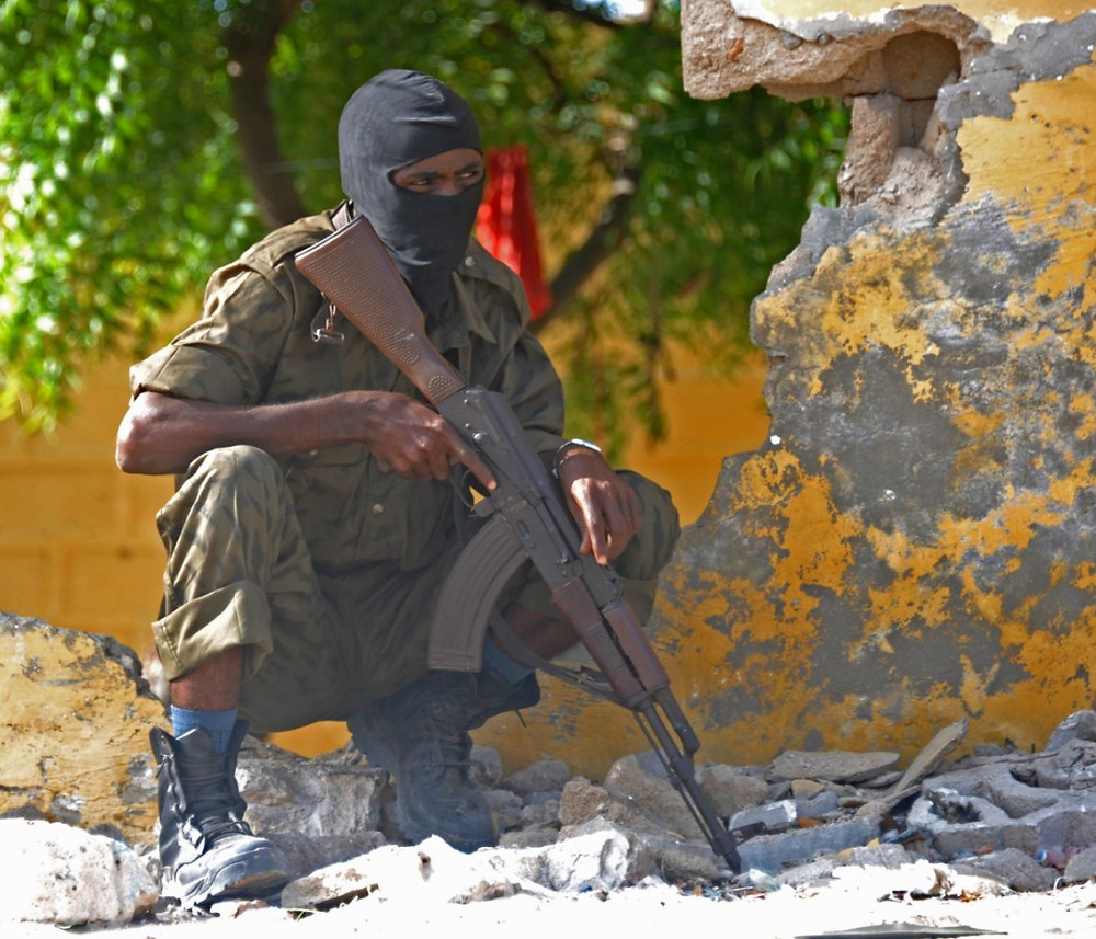 Ahmed Muse Nur, governor of the Mudug province, was killed by the bombing. Getty Images