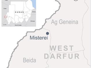 Dozens killed in renewed violence in Sudan's Darfur: UN