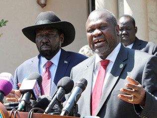 South Sudan parties agree on state governorships, in step closer to peace