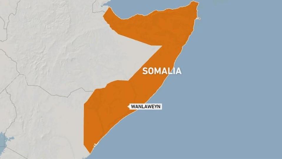 Wanlaweyn, Somalia