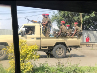 Ethiopia: Military deployed after more than 80 killed in protests