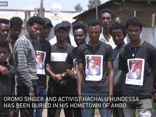 More than 160 killed in Ethiopia protests over singer's murder