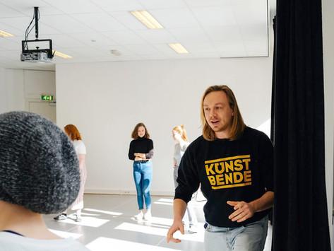 EDUCATIE: tot ziens Kunstbende!