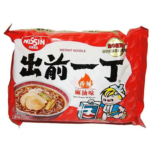 Nissin Spicy Sesame Noodle 100G