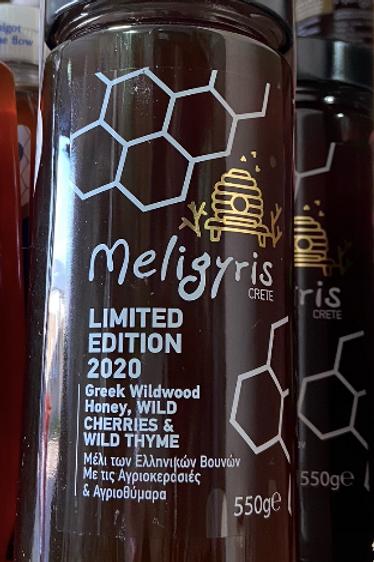 Meligyris Crete Greek Honey 550G