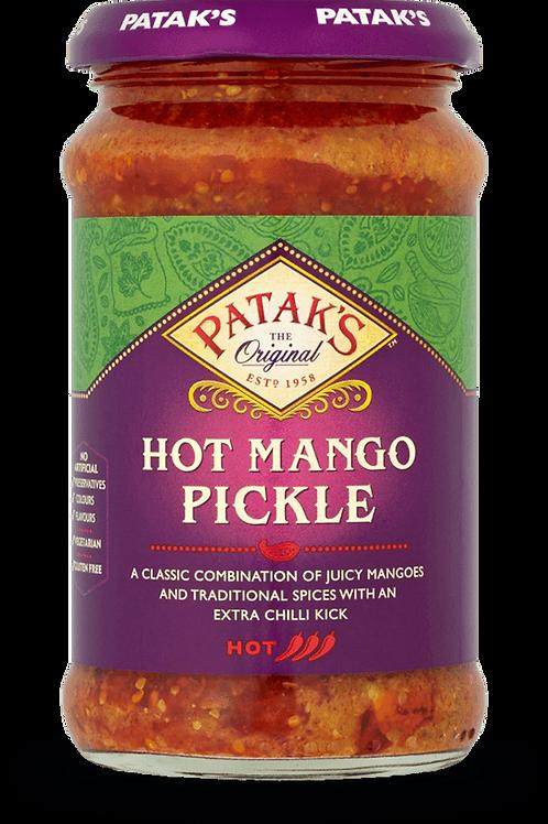 Patak's Hot Mango Pickle 283G