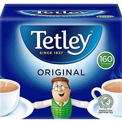Tetley Original Tea 160 Bags