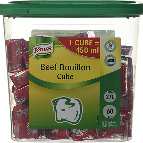 Knorr Beef Bouillon Cube 600G