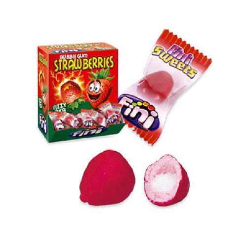Fini Strawberry Bubblegum 80G