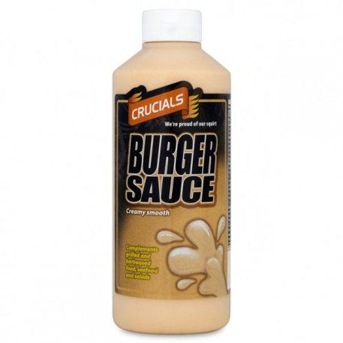 Crucials Burger Sauce 1LT