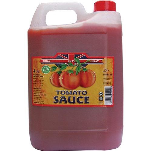 Ukay Tomato Sauce 4LT
