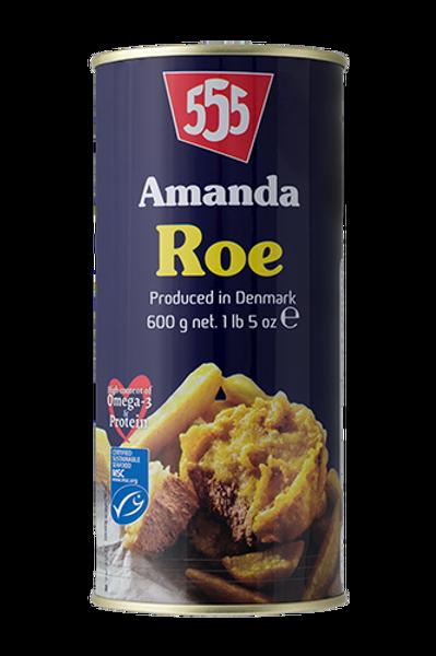 Amanda Cod Roe 600G
