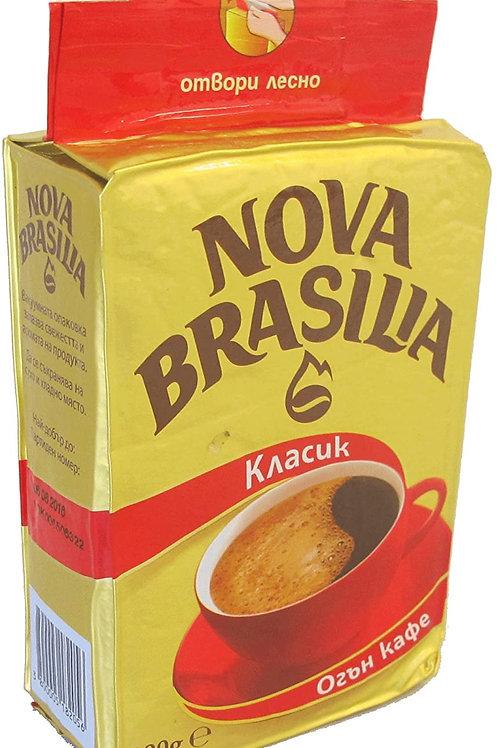 Nova Brasilia Bulgarian Coffee 200G