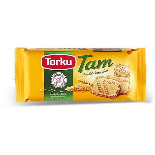 Torku Whole Wheat Biscuit 3X131G