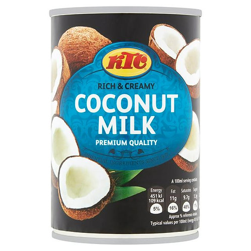 KTC Coconut Milk 400ML
