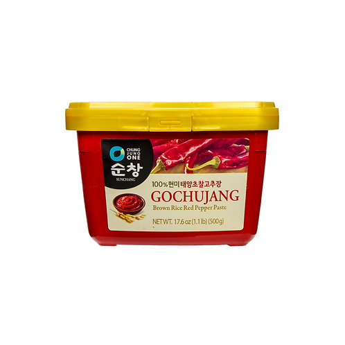 Chung Jung One (CJO) Gochujang Paste 500G