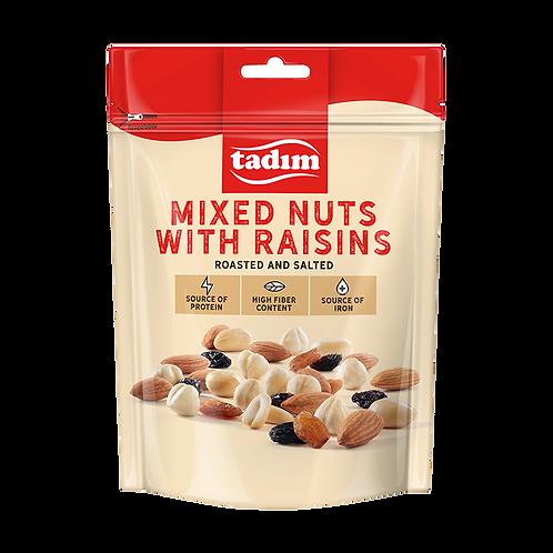 Tadim Mixed Nuts With Raisins