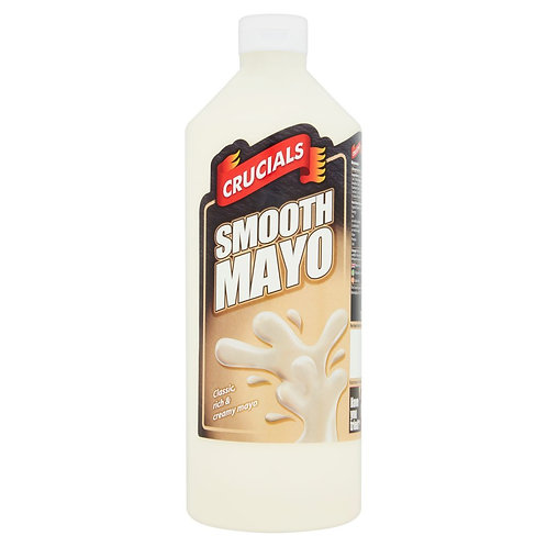 Crucials Smooth Mayo 1LT