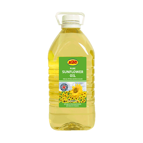 KTC Pure Sunflower Oil 3LT