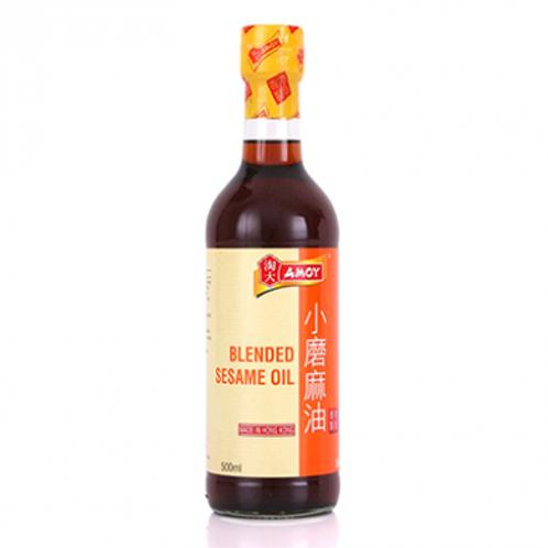 Amoy Blended Sesame Oil 500ML