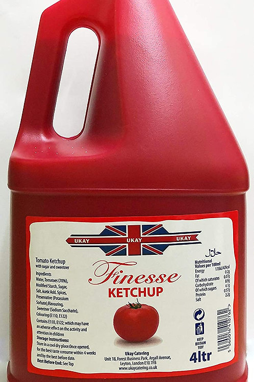 Ukay Finesse Ketchup 4LT