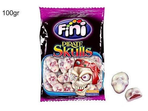 Fini Jelly Pirate Skulls 80G