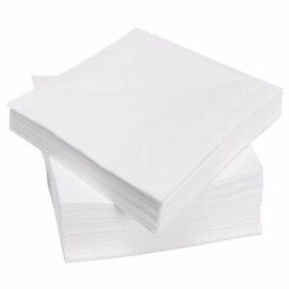 Serviette Each Single Ply White 500PCS